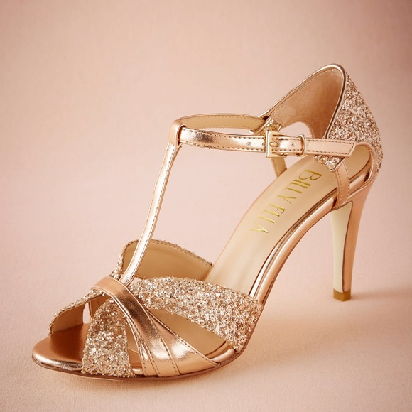 23ad6621ebfef9 NW Gorgeous Rose Gold Heels